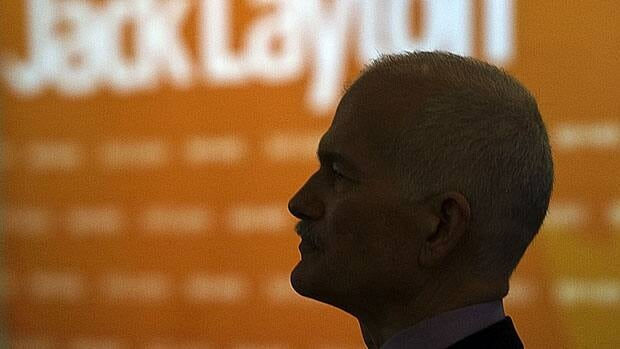 The late NDP leader Jack Layton dominated the news in 2011, both for his stunning election success in May and for his untimely death in August.