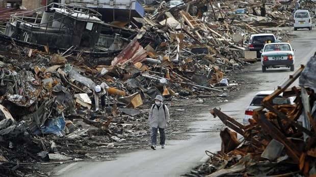 Japan's $309B natural disaster costliest ever - Business - CBC News