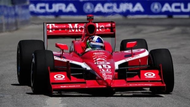 indy racing league driving for first place case