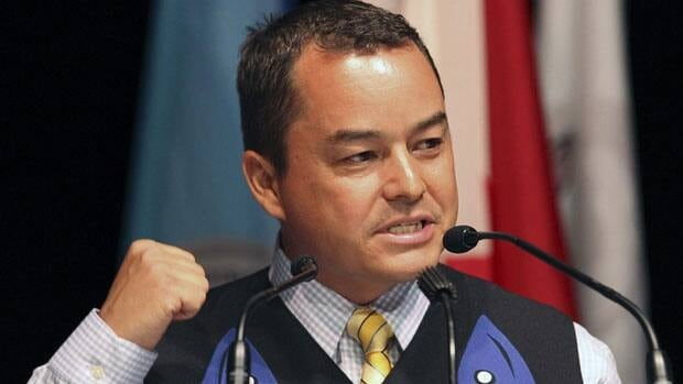 Assembly of First Nations National Chief Shawn Atleo will deliver a speech Tuesday morning at the Special Chiefs Assembly in Ottawa.