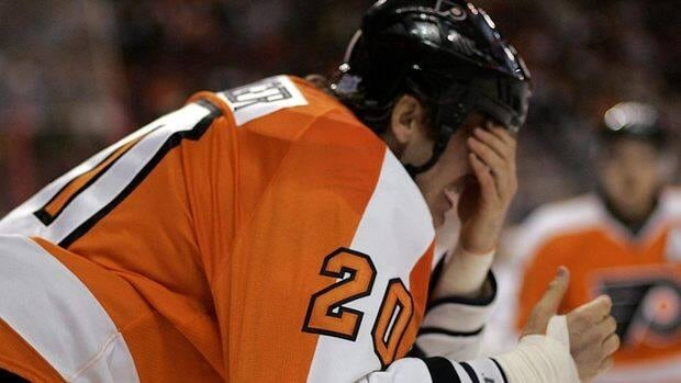 Flyers captain Chris Pronger will miss the remainder of the season with a concussion.