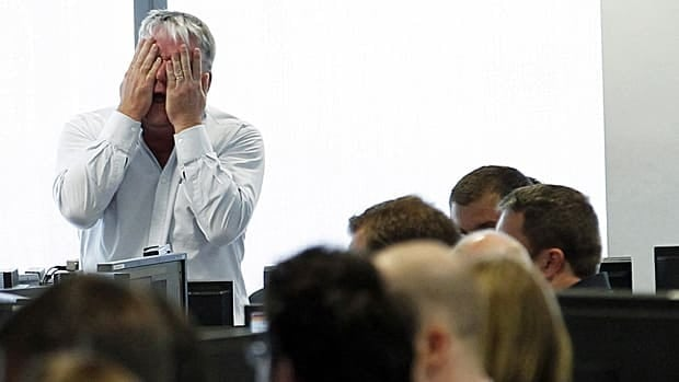 Rating agency Standard & Poor's decision to downgrade the top-tier credit rating of the United States last week prompted nervous international markets to tumble in Monday's trading.