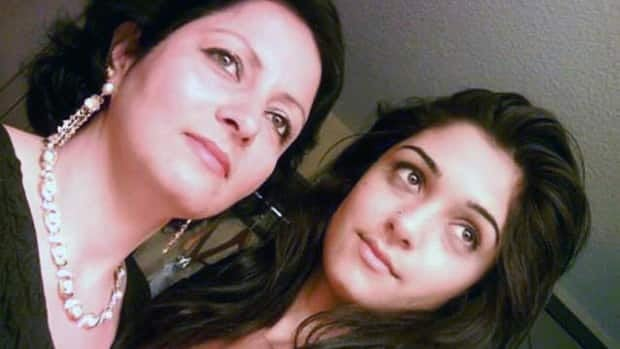 Rona Mohammad, seen with Sahar Shafia in a cellphone photo, told a relative she was afraid and worried about her situation in the weeks leading up to her death.