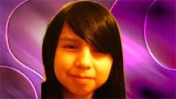 Britney Pruden, 12, of Pukatawagan, Man., died from pneumonia last week.