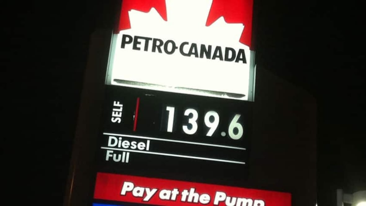 Gas Prices In My Area >> Toronto gas prices expected to soar higher - Toronto - CBC ...