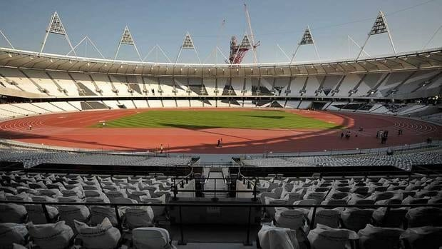 The new Olympic Stadium in East London is one of the venues that organizers must protect for the 2012 Games.