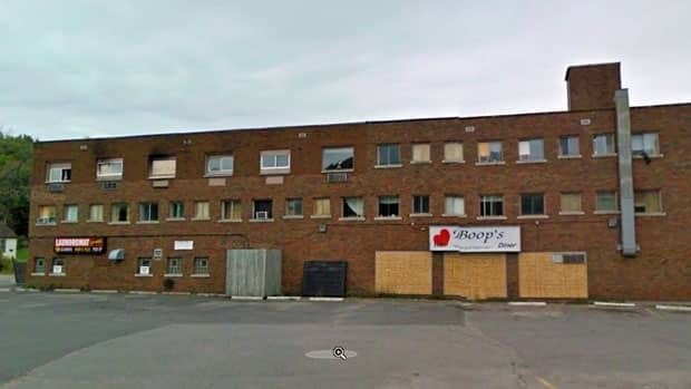 The old Kingsway Hotel is being sold for the city of Greater Sudbury, because the landlord hasn't paid taxes for the past four years.