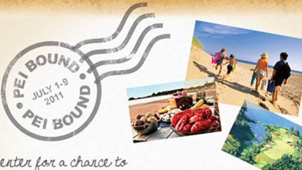 Tourism Prince Edward Island is trying to attract more tourists with a contest.