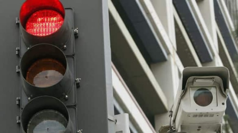 This is photo radar': Red light cameras at high-risk intersections