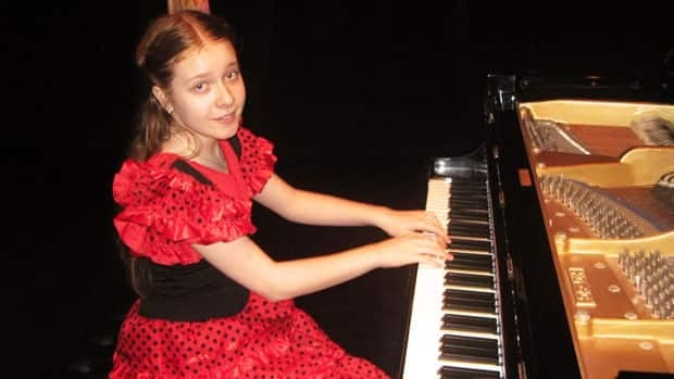Anastasia Rizikov, 12, of Toronto won first prize in the 18th Rotary International Piano Competition in Palma de Mallorca, Spain.