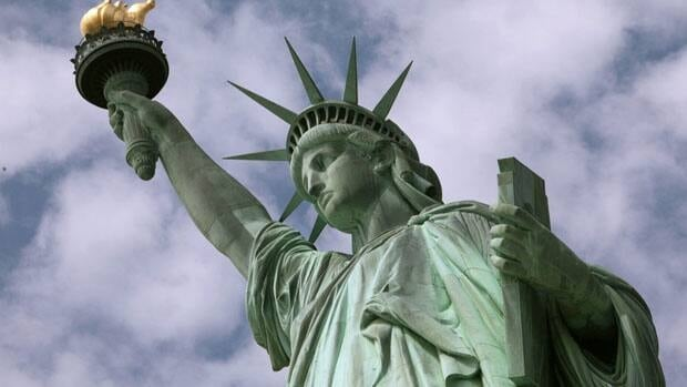 The Statue of Liberty in New York harbor will close for a year at the end of October as it undergoes a $27.25-million US  renovation that will make the interior safer and more accessible.