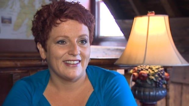 Jane Hynes, owner of the Three Sisters Pub in Placentia, says area residents aren't just hoping for one short-term project, but also a new industry and long-term prosperity.