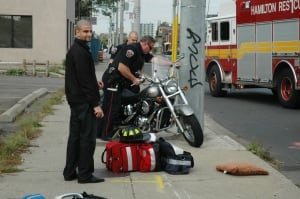Park Cannon fail to remain collision