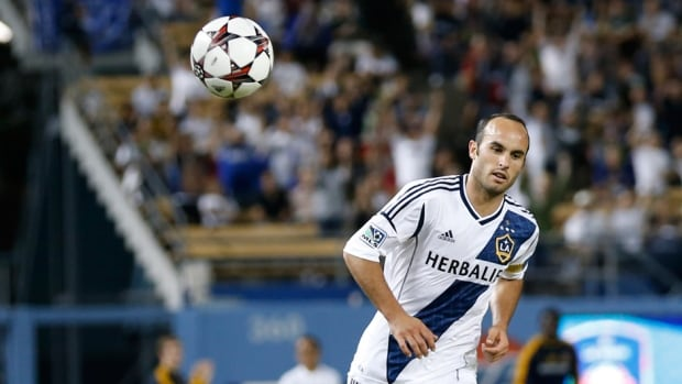 Landon Donovan is struggling with an ankle injury, keeping him off the United States' roster for their final World Cup qualifying match.