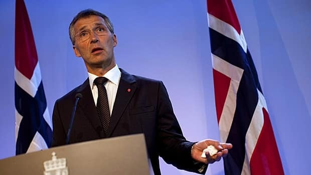 Norwegian Prime Minister Jens Stoltenberg told reporters on Wednesday that he gives little thought to the perpetrator of last week's Oslo-area massacre and is far more concerned about the victims.