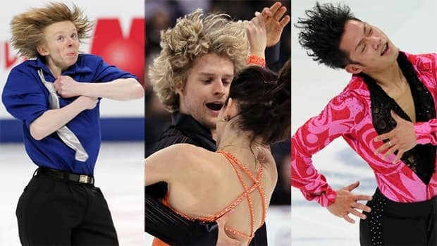 Figure skaters are some of the most flamboyant athletes in the world.