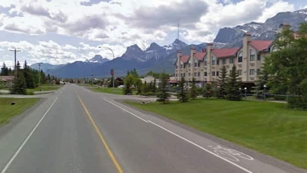 One of the time-share deals under investigation is on Bow Valley Trail, Canmore.