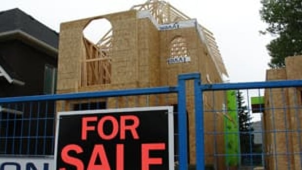 Currently there are 403 unsold and unrented new houses in Calgary, compared to Edmonton's growing number of 949, according to ATB Financial.