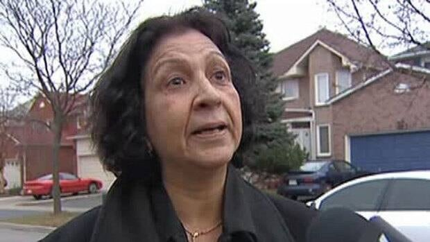 Vaughan homeowner Asha Bali said it took police close to an hour to respond to a 911 call.