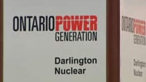 Darlington nuclear plant