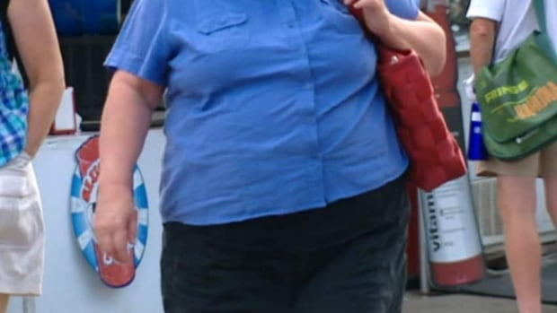 New Brunswick has the highest obesity rates in the country.