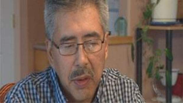 Michael Nadli won the Deh Cho district with 64 per cent of the votes, ousting cabinet minster Michael McLeod. (CBC)