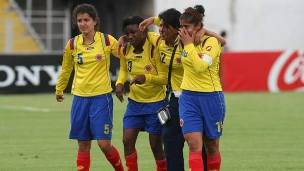 Colombia turned a lot of heads at the South American qualifiers.