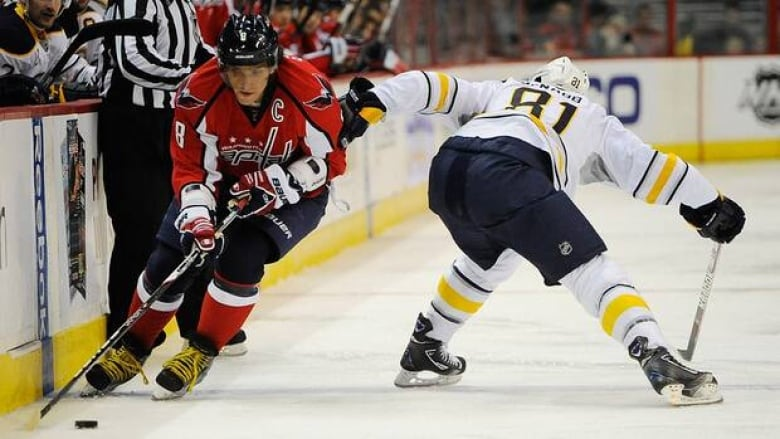 6591688af4d Ovechkin nets pair as Capitals drop Sabres