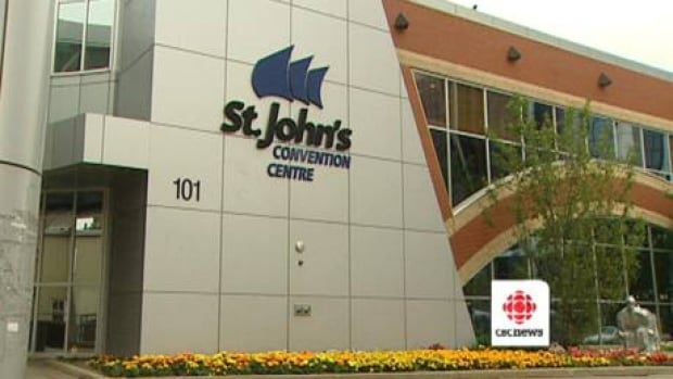 St. John's Convention Centre is due for a $45 million upgrade.