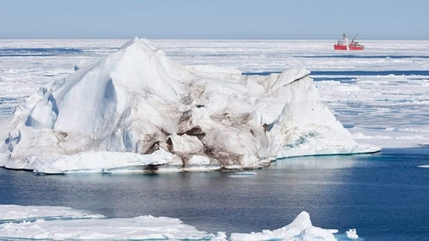 In September, Germany's University of Bremen reported that sea ice had hit a record low. The U.S. National Snow and Ice Data Center, using different satellite data, reported that sea ice coverage in 2011 was the second-lowest on record, after the record set in 2007, the year this photo was taken in Baffin Bay.