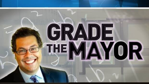 Calgary Mayor Naheed Nenshi's first year in office is over. How has he done?
