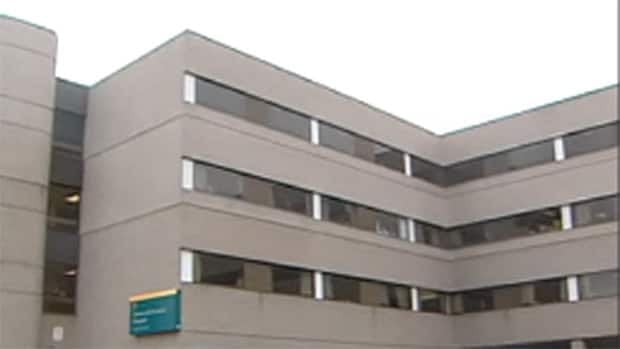 The Dartmouth General Hospital is often overcrowded.