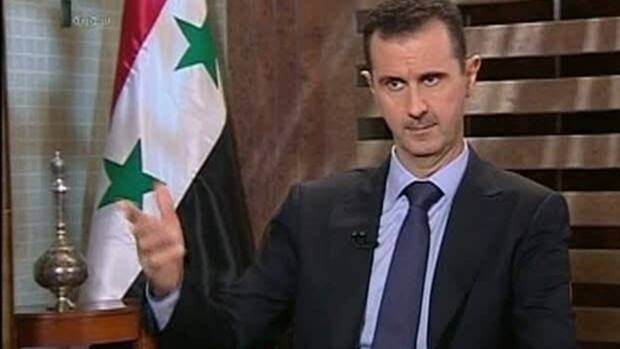 Syrian President Bashar al-Assad said on Sunday the unrest sweeping the country had become more militant in recent weeks but he was confident it could be controlled.