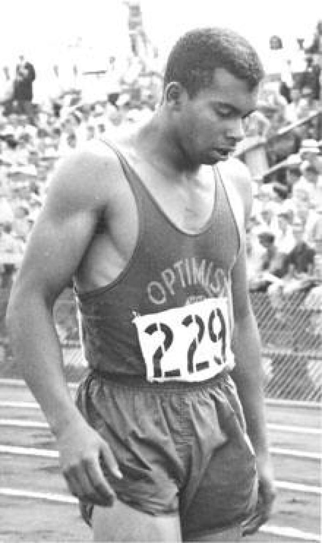 Harry Jerome: Race against tim...