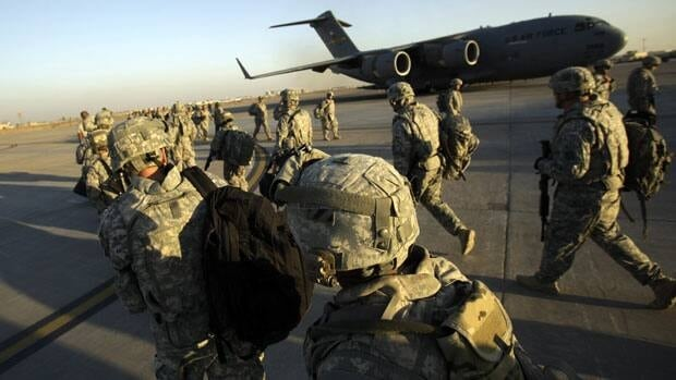 U.S. President Barack Obama announced on Friday that all American troops would be withdrawn from the country by year's end.