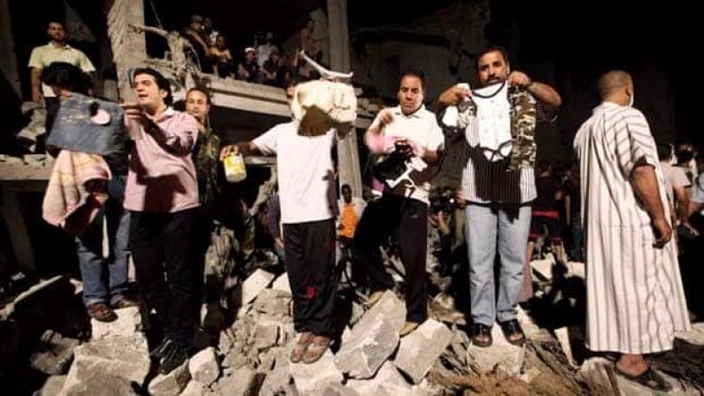NATO says Libya attack may have killed civilians | CBC News