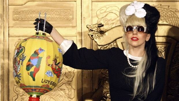 Lady Gaga is among the artists whose songs turned up on China's internet blacklist, with six of her tracks banned, including The Edge of Glory and Americano.