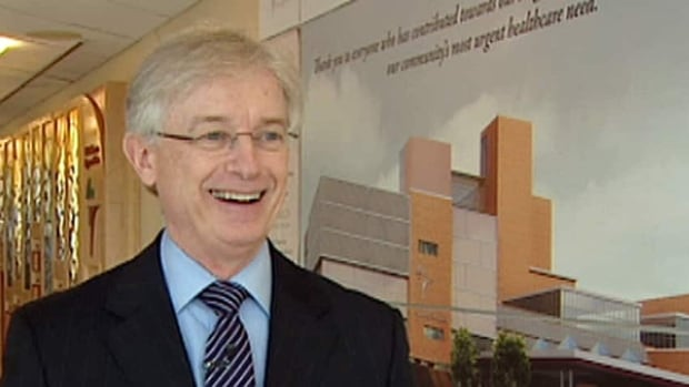 Ken Deane, the president and CEO of Hôtel-Dieu Grace Health Care is stepping down.