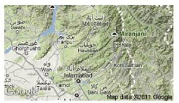 islamabad-map