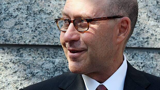 U.S. Ambassador to Canada David Jacobson.