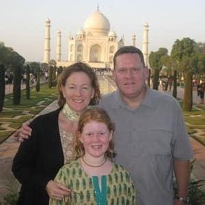 mi-redford-family