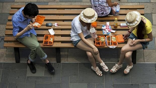 China and other emerging economies have been experiencing stubbornly high food prices and a report out Friday predicts prices will continue to rise higher over the next decade.