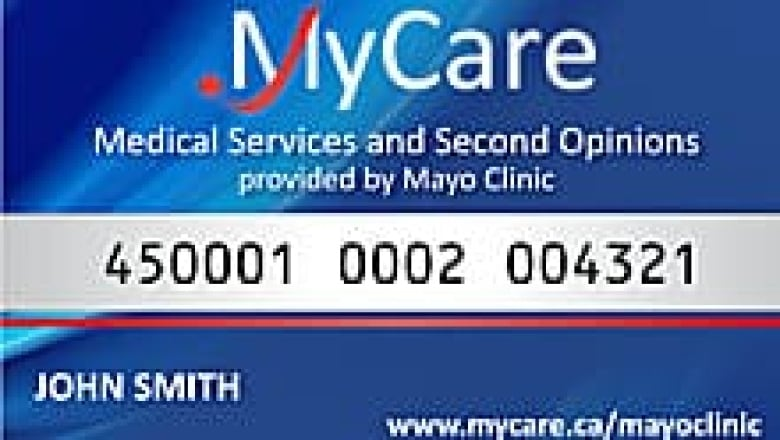 Canadian insurance to cover care at Mayo Clinic | CBC News