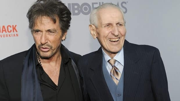 Actor Al Pacino, left, portrayed assisted suicide advocate Jack Kevorkian in the HBO movie You Don't Know Jack: The Life and Deaths of Jack Kevorkian.