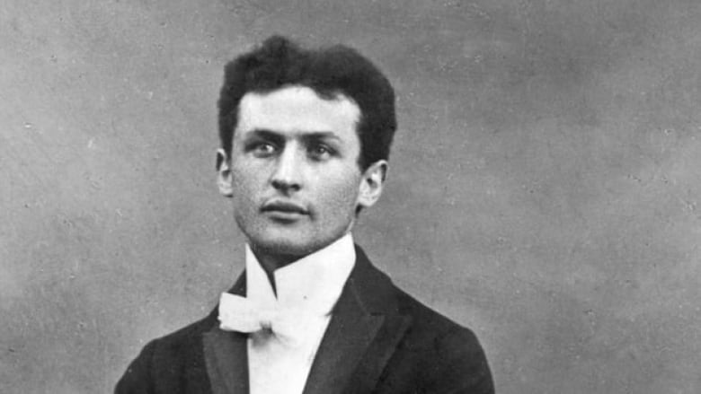 Houdini bust reappears after 20-year absence | CBC News