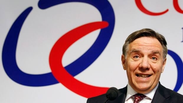 François Legault announced the creation of the Coalition pour l'avenir du Québec, then described as a policy working group, in February.