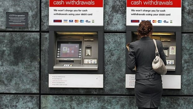 Members of Parliament are debating an NDP motion Monday to include limits on ATM fees in the upcoming federal budget. The proposal would cap fees at 50 cents per transaction.