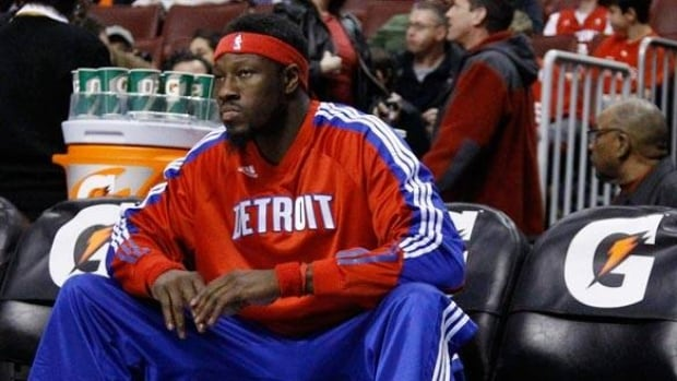 Ben Wallace helped the Detroit Pistons win the 2004 NBA title.