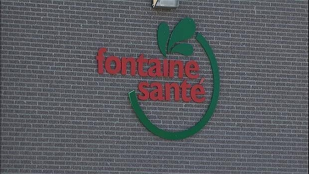 The affected Fontaine Santé products were primarily distributed in Ontario and Quebec, according to the CFIA.