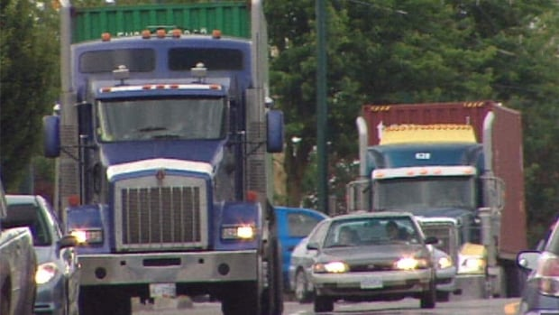 Truck drivers say they're prepared to go on strike again.